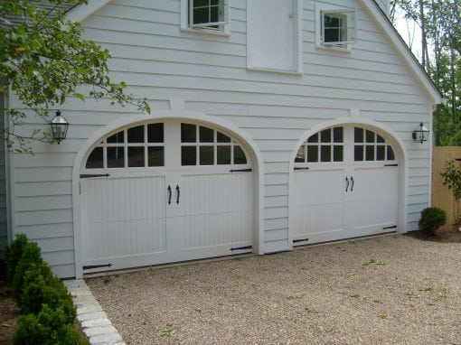 (2) RT11-S Detroit with custom elliptical arches