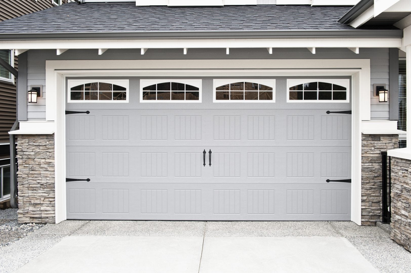 To Protect Personal Items And Keep Energy Bills Down It Is Advised To Add  Insulation And Perimeter Seals On Your Garage Doors.