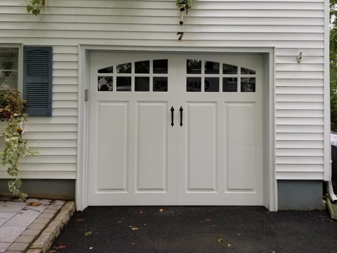 PR12-A, Arched Windows, Decorative Handles